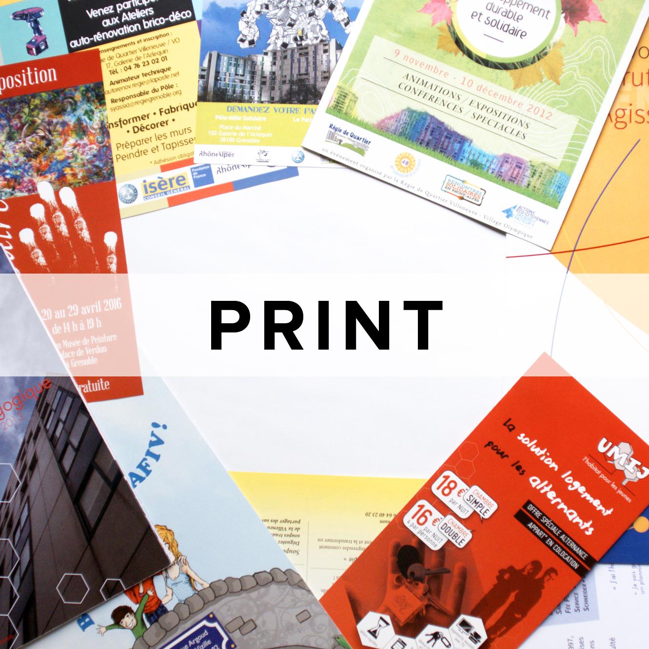 print agence de communication le plan com