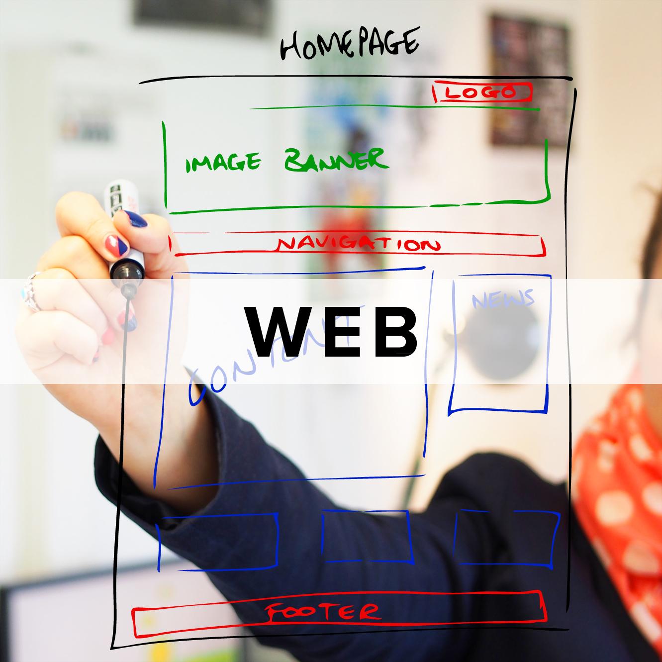 web agence de communication le plan com