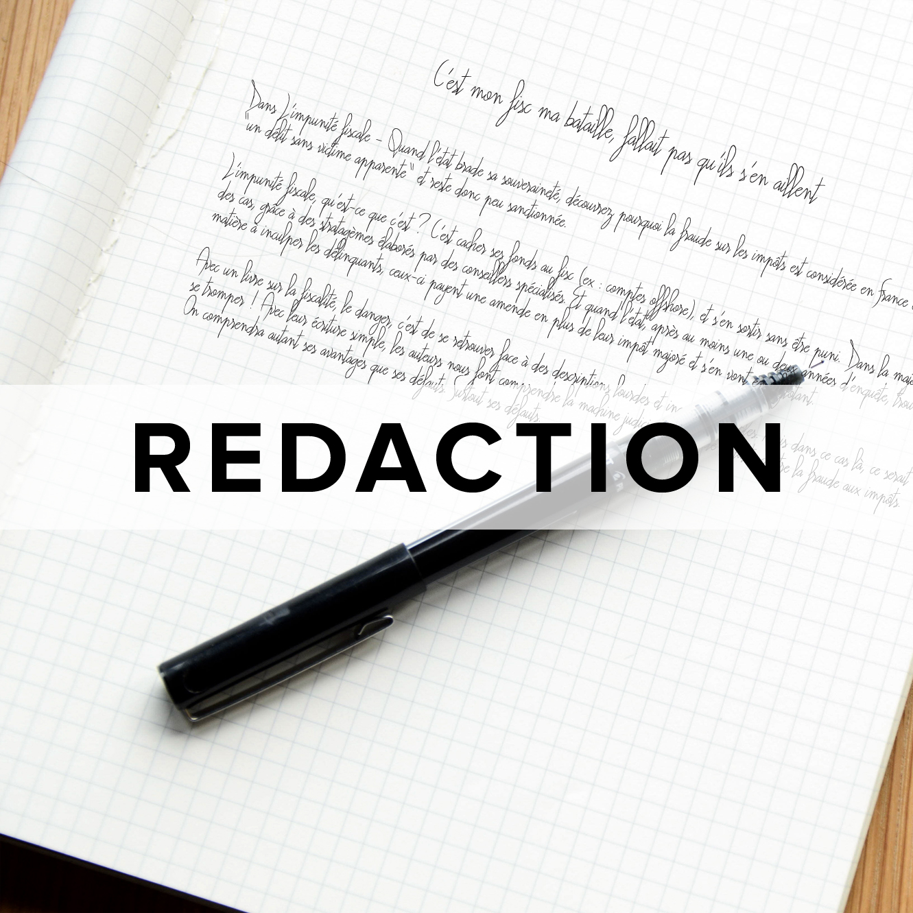 redaction agence de communication le plan com