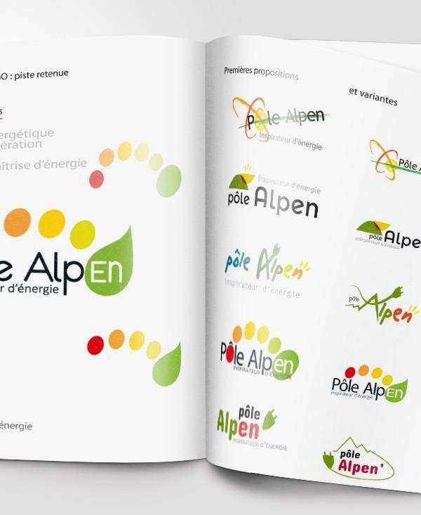 PoleAlpEn-logos